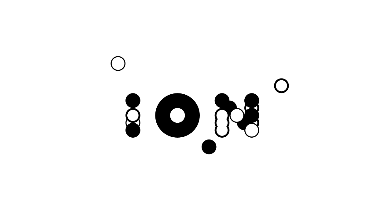Logo of ION