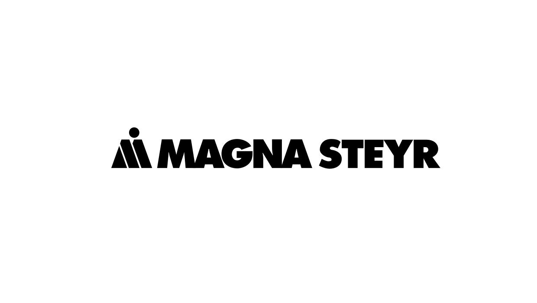 Logo of Magna Steyr